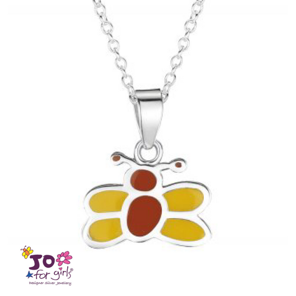 KIDDIES: BUTTERFLY PENDANT