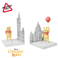 DISNEY: CHRISTOPHER ROBIN BOOKENDS