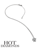HOT DIAMONDS: STAR PENDANT