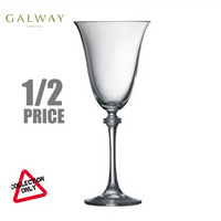 GALWAY CRYSTAL: LIBERTY GOBLET (SET OF 4)