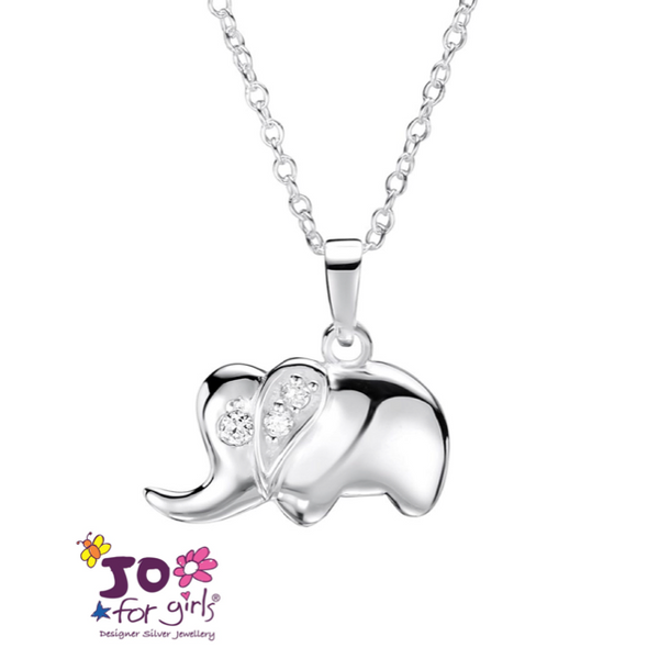 KIDDIES: NELLY THE ELEPHANT PENDANT
