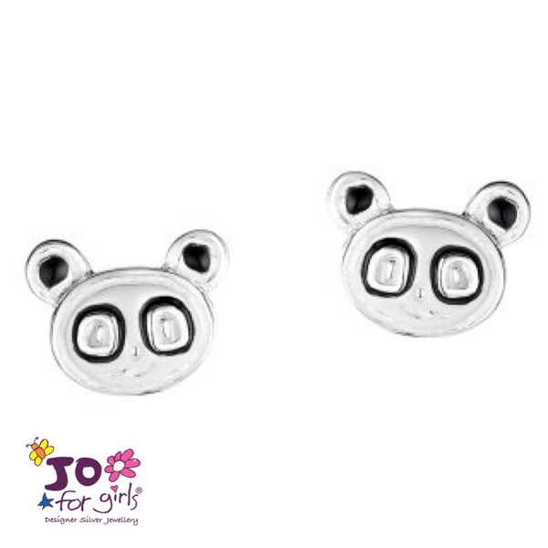KIDDIES: PANDA EARRINGS