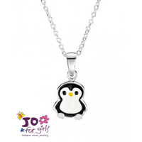 KIDDIES: PERCY PENGUIN PENDANT