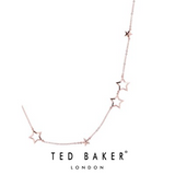 IADA: ROSE GOLD INTERSTELLA LONG NECKLACE