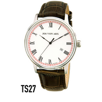 JOS VON ARX: TS27 GENTS WATCH