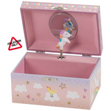KIDS UNICORN  MUSICAL JEWEL CASE