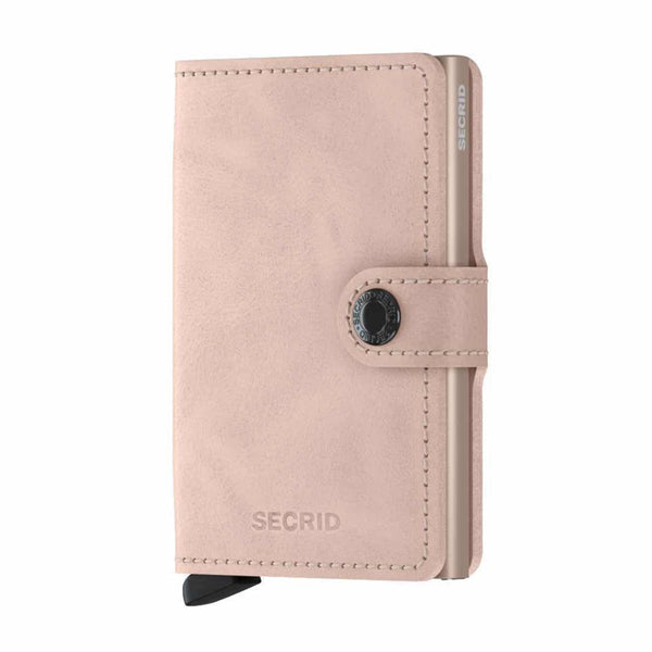 SECRID: MINI WALLET VINTAGE ROSE / ROSE