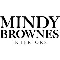 MINDY BROWNES SERVING TRAY DEEP BLUE