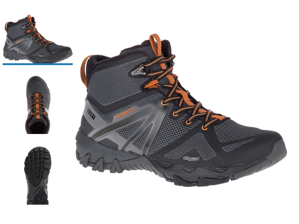 Men's MQM Flex Mid Waterproof Hiking Boot