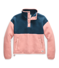 WOMEN'S CRAGMONT FLEECE _ SNAP