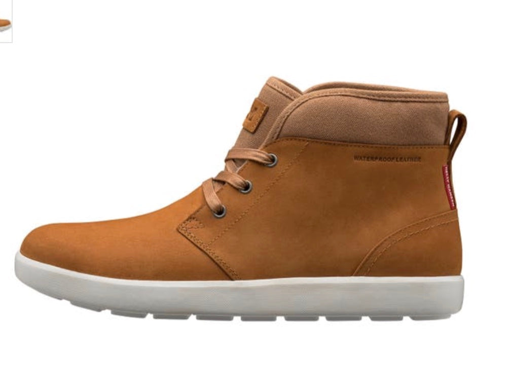 Helly Hansen Gerton Leather Mid-cut