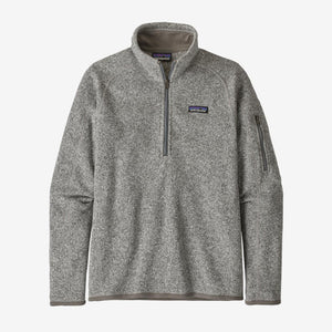 W's Better Sweater 1/4 Zip