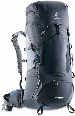 DEUTER  Aircontact Lite 50 + 10 Expedition Backpack - 50 L