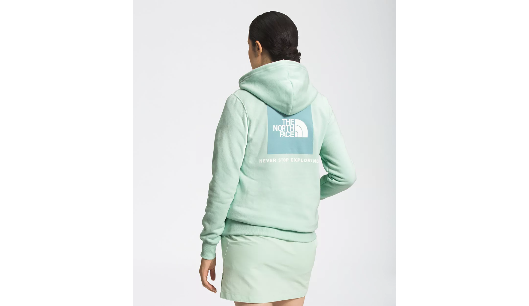 The North Face Women's Box Pullover Hoody