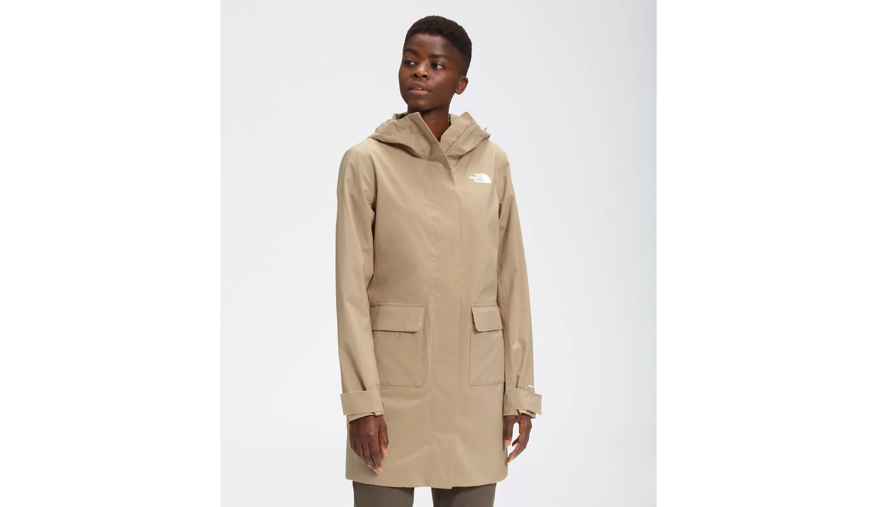 The North Face Women's CityBreeze Rain Parka II