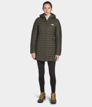 Load image into Gallery viewer, WOMEN'S STRETCH DOWN PARKA