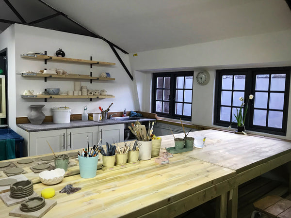Introduction To Ceramics 6 Week Block November (Deposit )