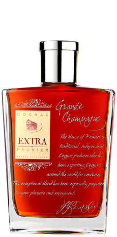 COGNAC EXTRA Grande Champagne Jules Decanter