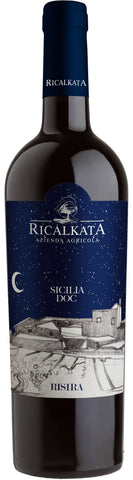 SYRAH barrique RISIRA DOC SICILIA