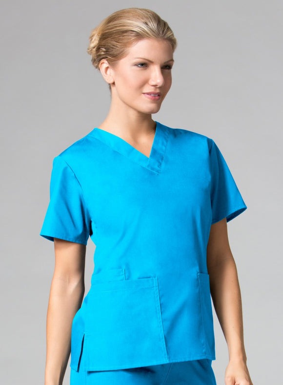1016 Women's V-Neck Top (BRCTC Nursing)