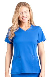 Healing Hands Purple Label Juliet Top, Royal