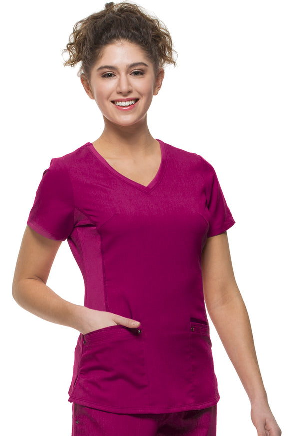 Healing Hands Purple Label Juliet Top, Wine