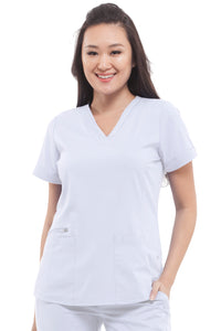 Healing Hands Purple Label Jasmin Top, White