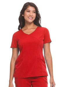 Healing Hands HH Works Madison Top, Red