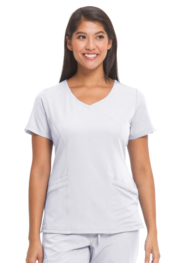 Healing Hands HH Works Madison Top, White