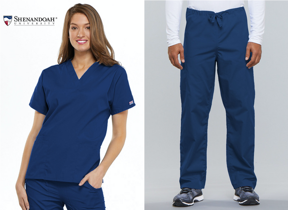 SU Nursing Womens Uniform Package 2 (4700/4100S Short)
