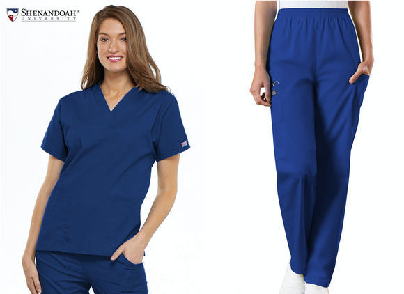SU Nursing Womens Uniform Package 1 (4700/4200P Petite)