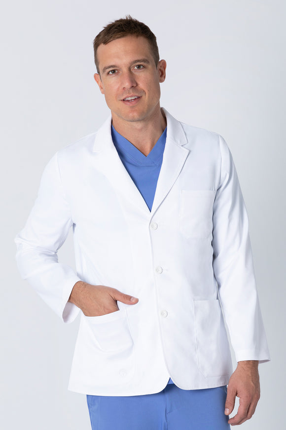 Healing Hands The White Coat Leo Men Tall Labcoat-The Minimalist