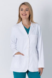 Healing Hands The White Coat Flo Labcoat Tall-The Minimalist