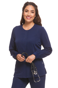 Healing Hands HH Works Megan Jacket, Navy