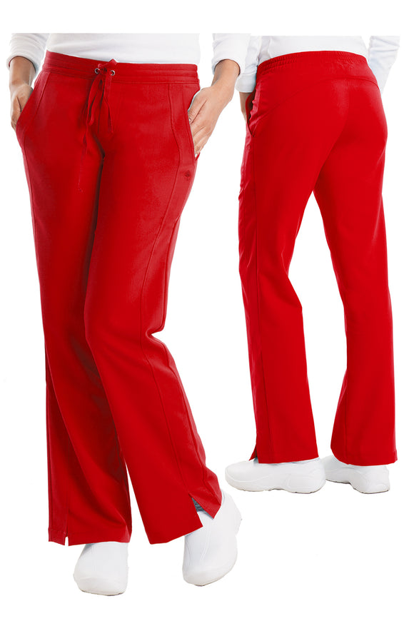 Healing Hands Purple Label Taylor Pant, Red