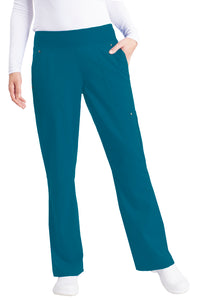 Healing Hands Purple Label Tori Pant Tall Yoga, Caribbean