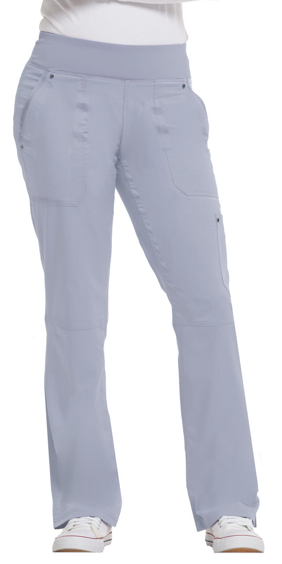 Healing Hands Purple Label Tori Pant Petite Yoga, Grey