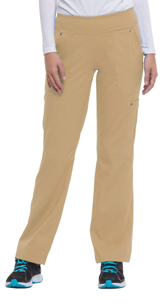 Healing Hands Purple Label Tori Pant Petite Yoga, Khaki