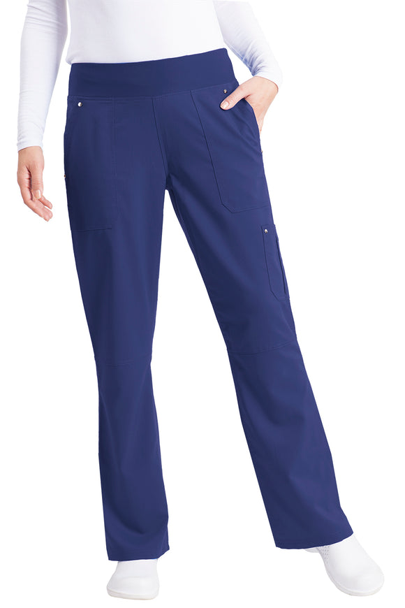 Healing Hands Purple Label Tori Pant Tall Yoga, Navy