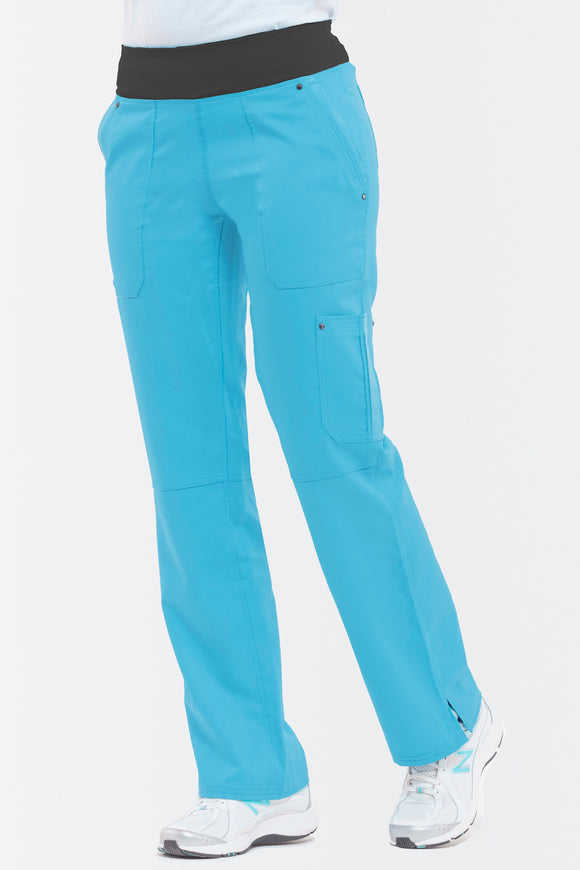 Healing Hands Purple Label Tori Pant, Turquoise