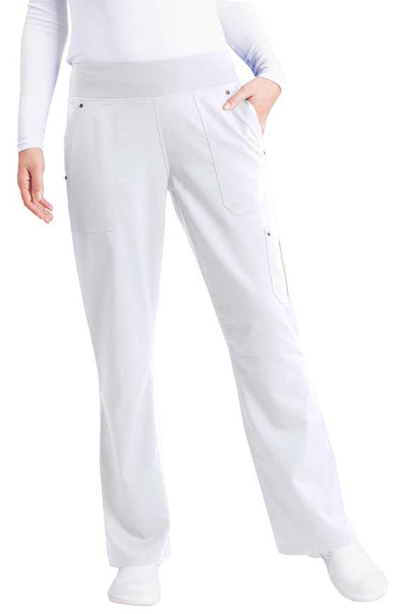 Healing Hands Purple Label Tori Pant Tall Yoga, White