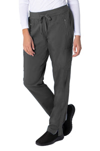 Healing Hands Purple Label Toni Pant Yoga, Pewter