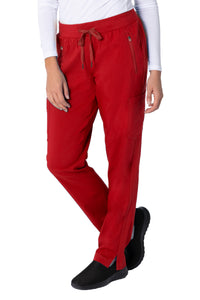 Healing Hands Purple Label Toni Pant Yoga, Red