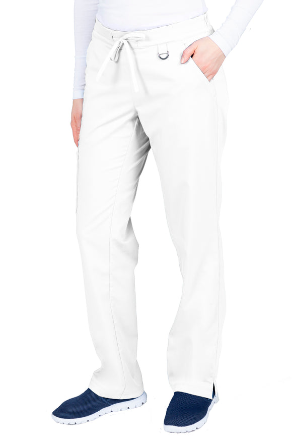 Healing Hands Purple Label Tamara Pant, White