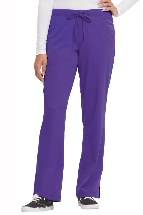 Healing Hands HH Works Rebecca Pant Tall, Grape