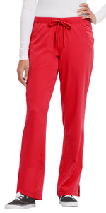 Healing Hands HH Works Rebecca Pant Tall, Red