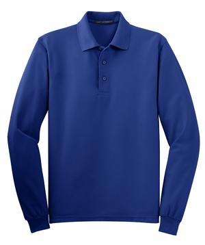 LFCC EMS Men's LS Polo Shirt