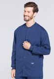 WW360 Men's Warm-up Jacket (LFCC Dental Hygiene)