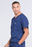 WW675 Men's V-Neck Top (LFCC Dental Hygiene)