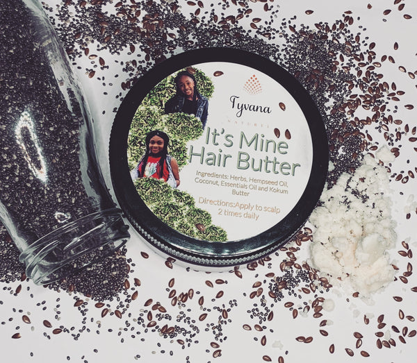 It's Mine Hair Butter